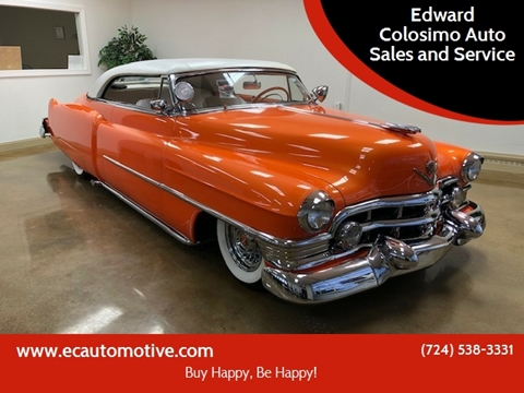 1951 Cadillac DeVille for sale in Evans City, PA
