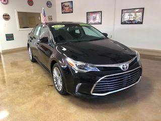 2016 Toyota Avalon for sale at Edward Colosimo Auto Sales and Service in Evans City PA