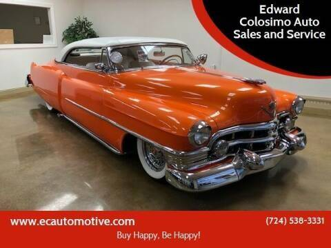 1951 Cadillac DeVille for sale at Edward Colosimo Auto Sales and Service in Evans City PA