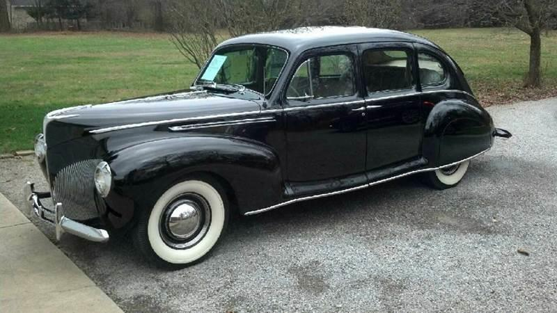 1940 Lincoln Zephyr  - Evans City PA