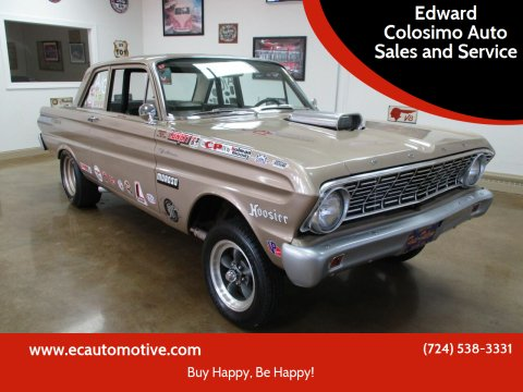 1964 Ford Falcon for sale at Edward Colosimo Auto Sales and Service in Evans City PA