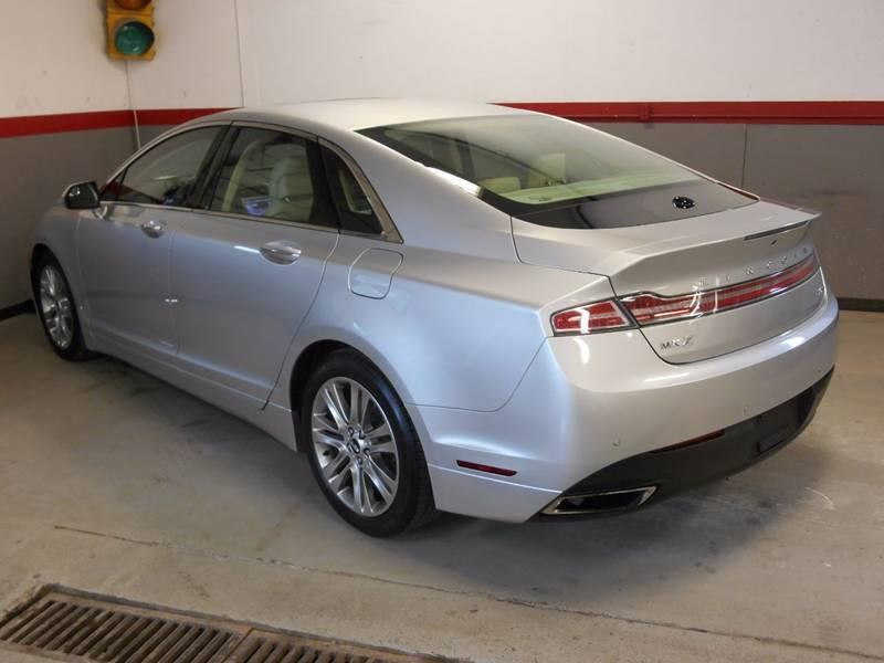 2013 Lincoln MKZ 4dr Sedan - Evans City PA