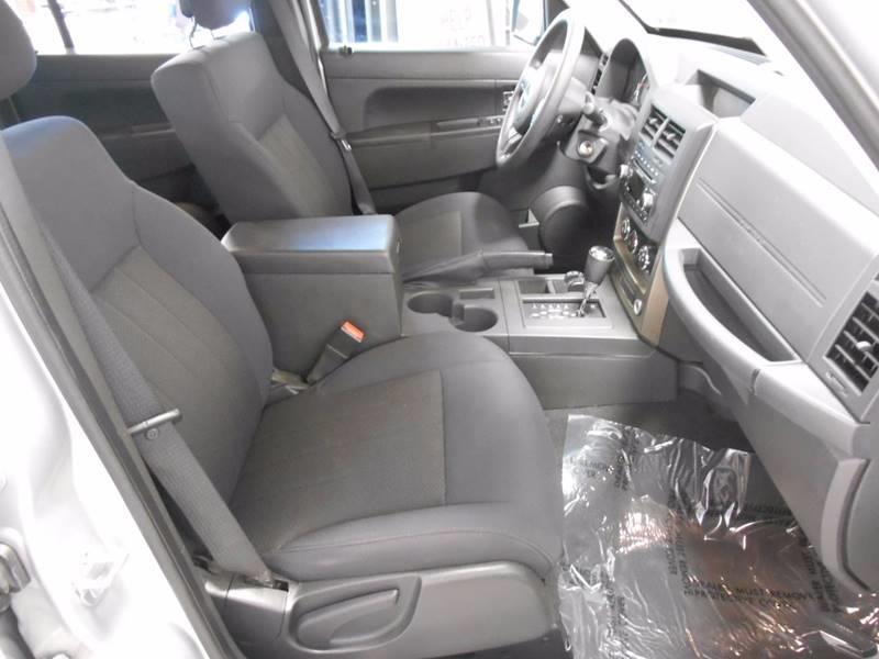 2012 Jeep Liberty 4x4 Sport 4dr SUV - Evans City PA