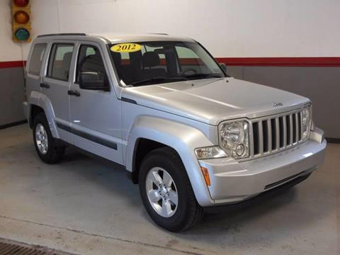 2012 Jeep Liberty for sale in Evans City, PA