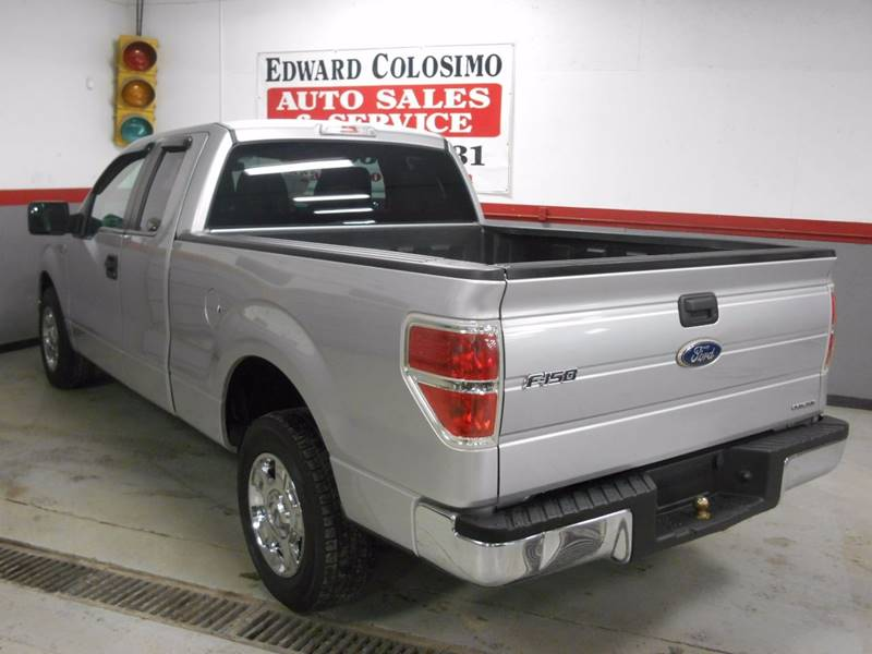 2012 Ford F-150 4x2 XLT 4dr SuperCab Styleside 6.5 ft. SB - Evans City PA