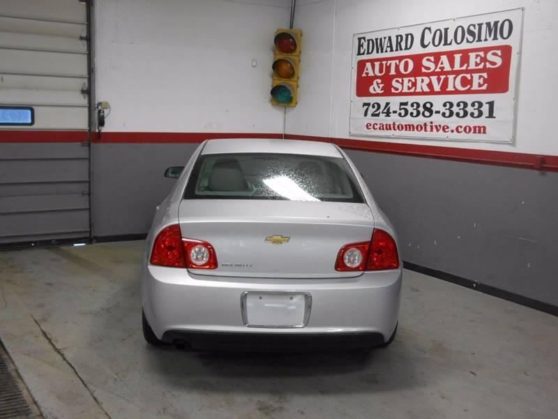 2012 Chevrolet Malibu LS Fleet 4dr Sedan - Evans City PA