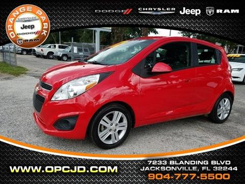 2013 Chevrolet Spark for sale in Jacksonville, FL
