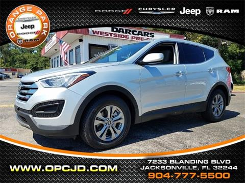 2015 Hyundai Santa Fe Sport for sale in Jacksonville, FL