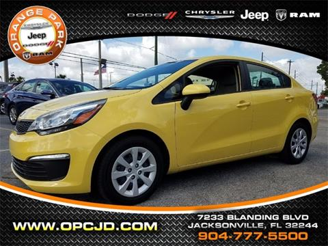 2016 Kia Rio for sale in Jacksonville, FL