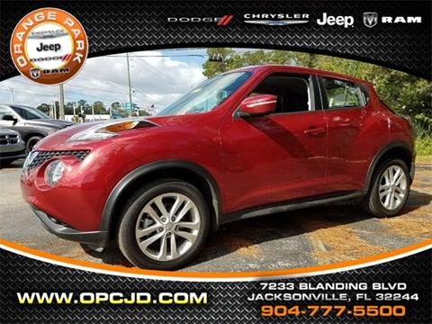 2017 Nissan JUKE for sale in Jacksonville, FL
