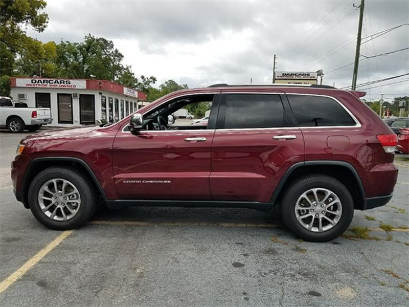 2016 JEEP GRAND CHEROKEE LIMITED 4X2 4DR SUV