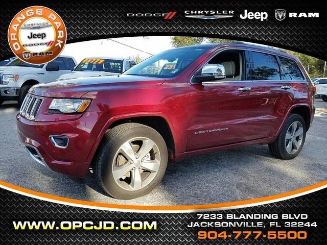 2015 Jeep Grand Cherokee  - Jacksonville FL