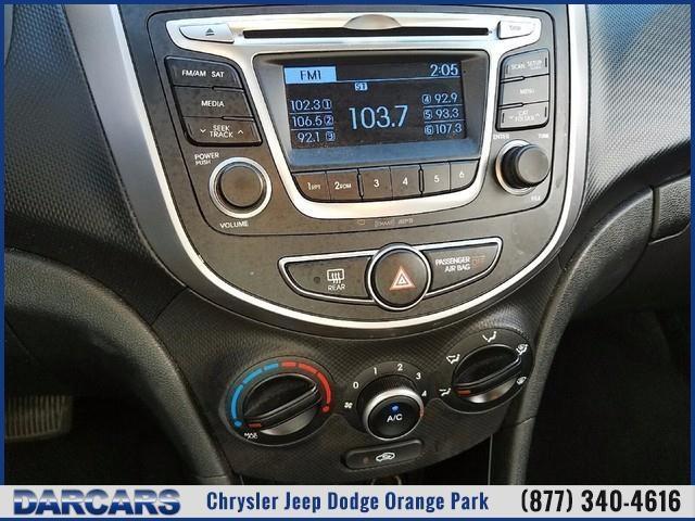 2016 Hyundai Accent SE 4dr Hatchback 6A - Jacksonville FL