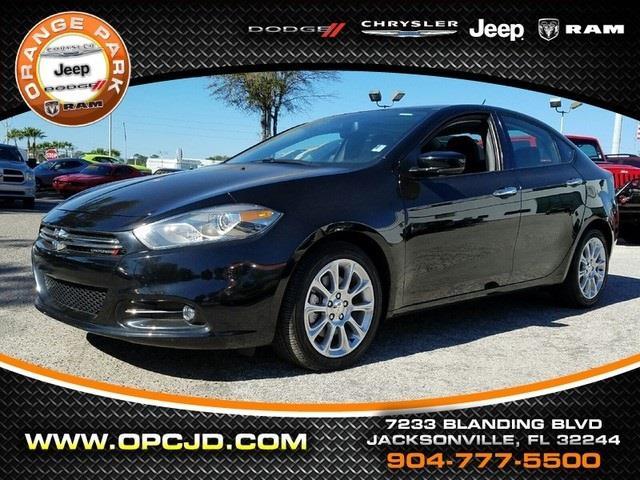 2015 Dodge Dart Limited 4dr Sedan - Jacksonville FL