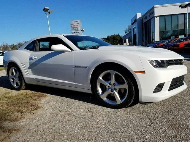2014 Chevrolet Camaro SS 2dr Coupe w/1SS - Jacksonville FL