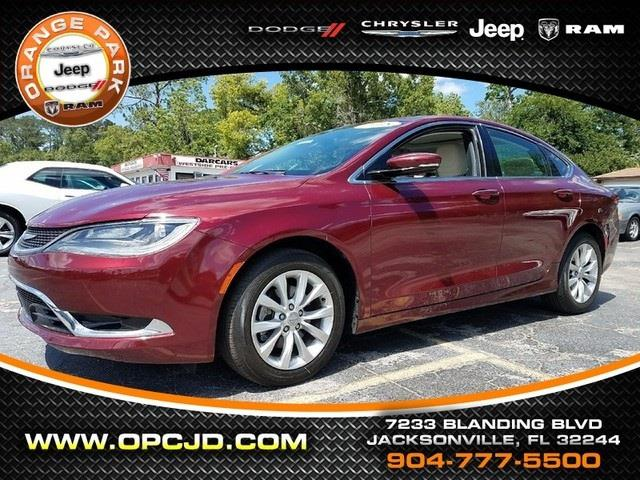 2015 Chrysler 200 C 4DR Sedan