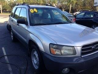 2004 Subaru Forester for sale in Dunedin, FL