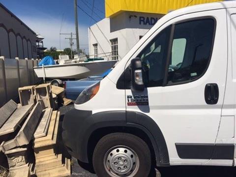 2018 RAM ProMaster Cargo for sale at DUNEDIN AUTO SALES INC in Dunedin FL