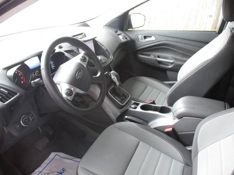 2013 Ford Escape AWD SE 4dr SUV - Fort Bragg CA