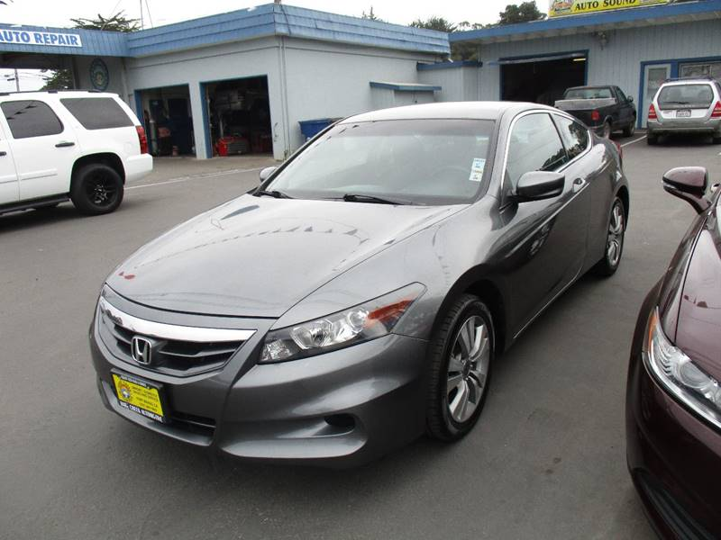 2012 Honda Accord LX-S 2dr Coupe 5A - Fort Bragg CA