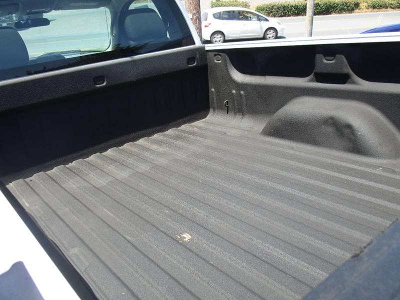 2011 Chevrolet Silverado 1500 4x2 Work Truck 2dr Regular Cab 6.5 ft. SB - Fort Bragg CA
