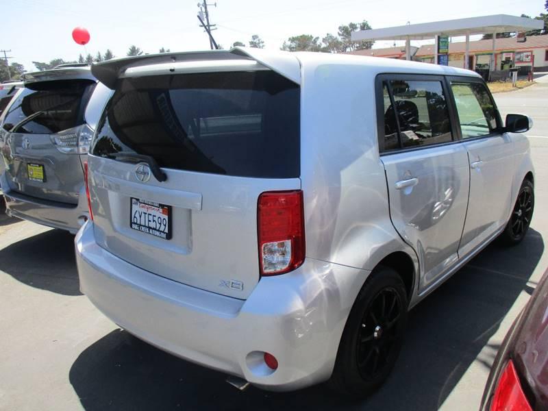 2012 Scion xB 4dr Wagon 5M - Fort Bragg CA