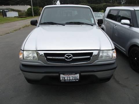 2003 Mazda Truck for sale in Fort Bragg, CA