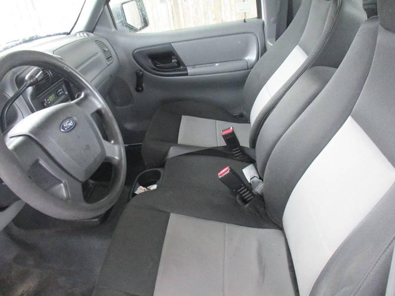 2009 Ford Ranger 4x2 XL 2dr SuperCab SB - Fort Bragg CA