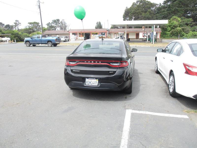 2016 Dodge Dart SXT 4dr Sedan In Fort Bragg CA - HARE CREEK