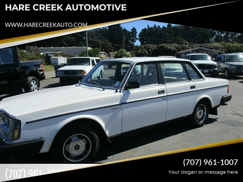 1984 Volvo 240 for sale in Fort Bragg, CA