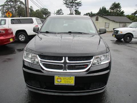 2014 Dodge Journey for sale at HARE CREEK AUTOMOTIVE in Fort Bragg CA