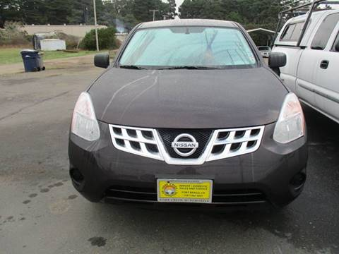 2013 Nissan Rogue for sale at HARE CREEK AUTOMOTIVE in Fort Bragg CA