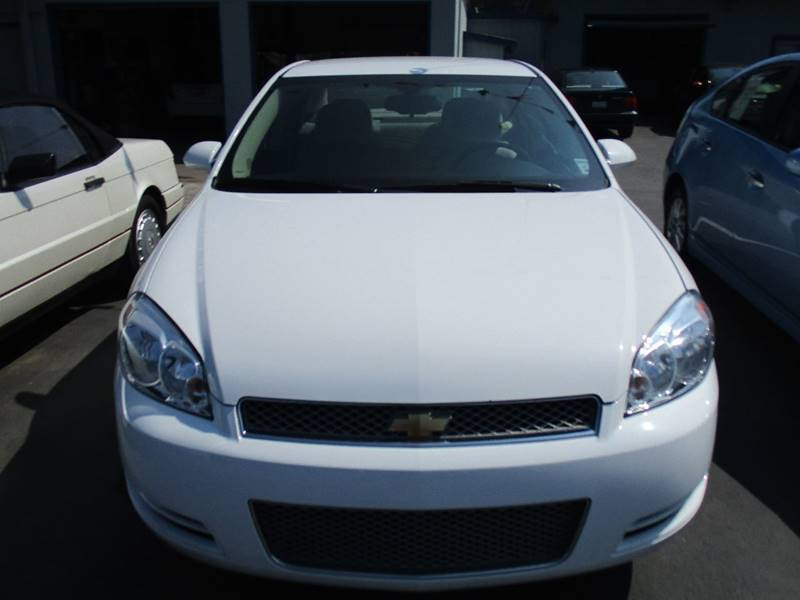 2015 Chevrolet Impala Limited LS Fleet 4dr Sedan - Fort Bragg CA
