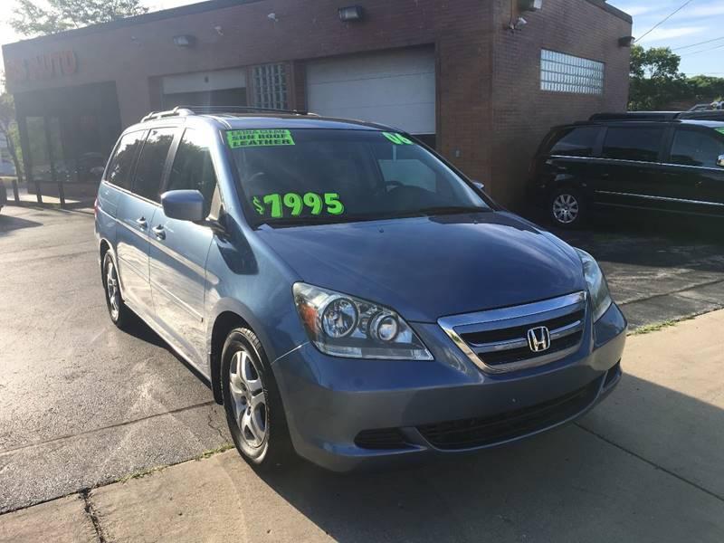 2006 Honda Odyssey EX L 4dr Mini Van   Milwaukee WI