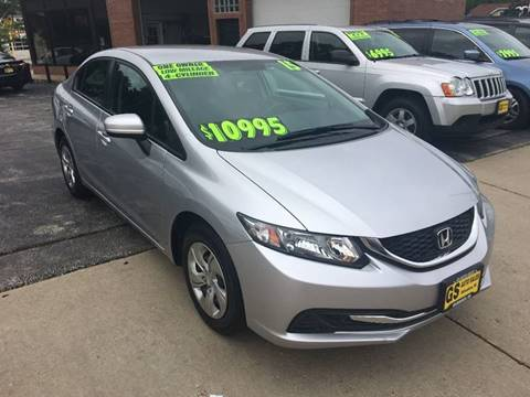 2015 Honda Civic for sale in Milwaukee, WI