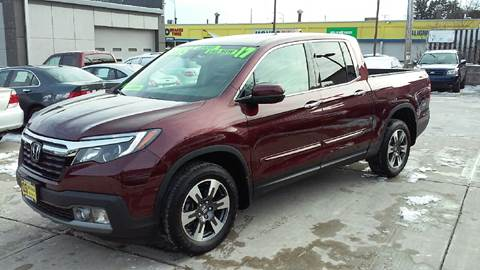 2017 Honda Ridgeline for sale in Milwaukee, WI