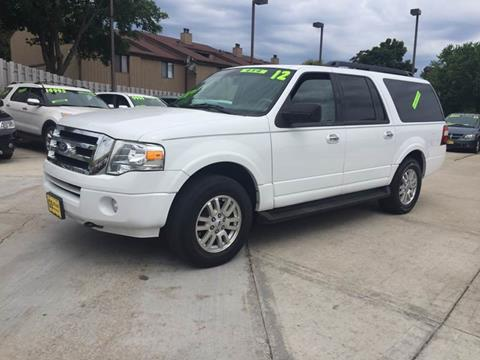 2012 Ford Expedition EL for sale in Milwaukee, WI
