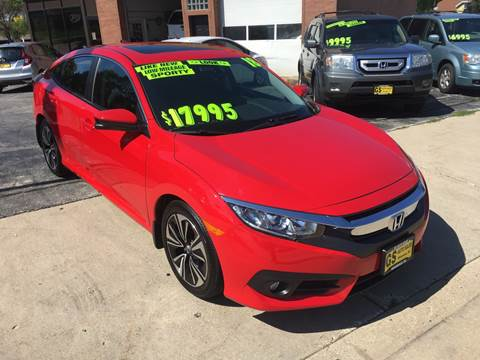 2018 Honda Civic for sale in Milwaukee, WI
