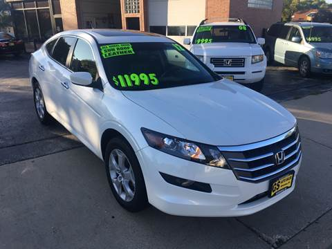 2012 Honda Crosstour for sale in Milwaukee, WI