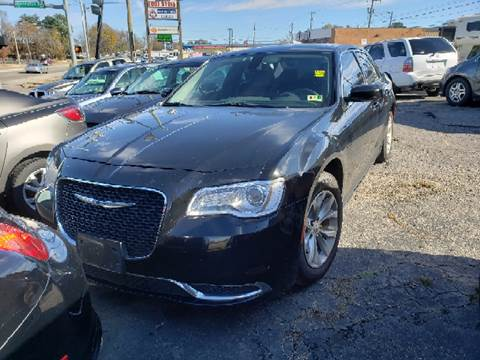 2015 Chrysler 300 Limited for sale at Plaza Motors in Richmond VA