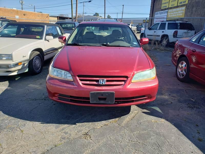 2002 Honda Accord EX (image 3)