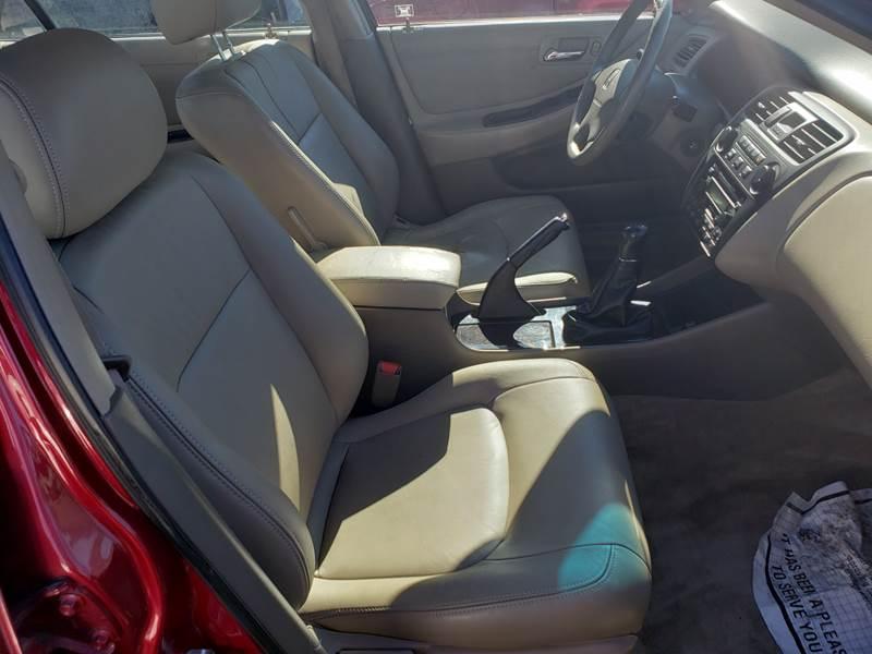2002 Honda Accord EX (image 10)