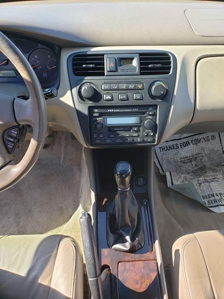 2002 Honda Accord EX (image 8)