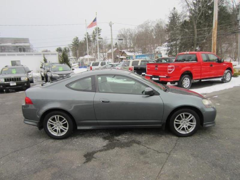 2006 Acura Rsx 2dr Cpe At Leather In Peabody Ma Auto Choice Of Peabody