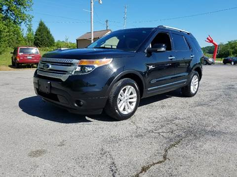2015 Ford Explorer for sale in Morgantown, KY