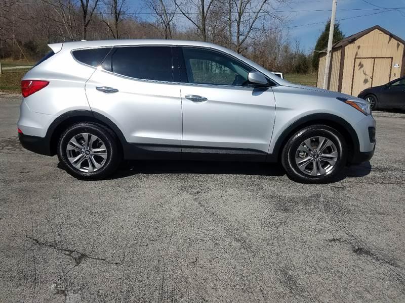 2016 Hyundai Santa Fe Sport 2 4l 4dr Suv In Morgantown Ky