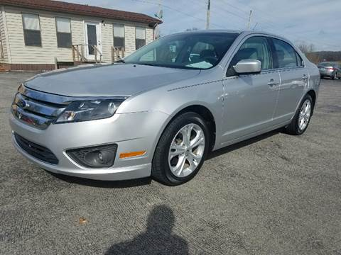 2012 Ford Fusion for sale in Morgantown, KY