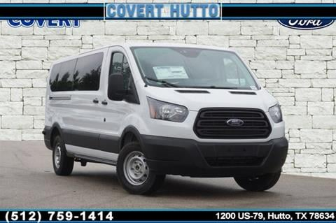 2019 Ford Transit Passenger for sale in Hutto, TX