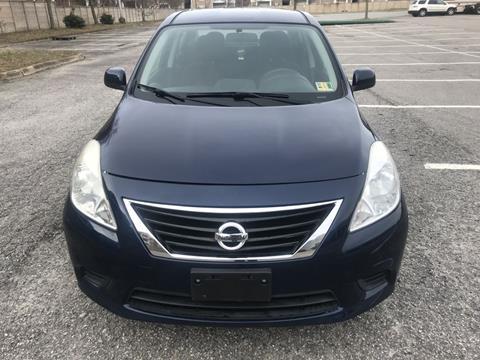 2012 Nissan Versa for sale in Virginia Beach, VA