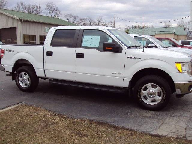 2013 Ford F-150 for sale at Ed Boarman Motors Inc. in Shelbyville IL
